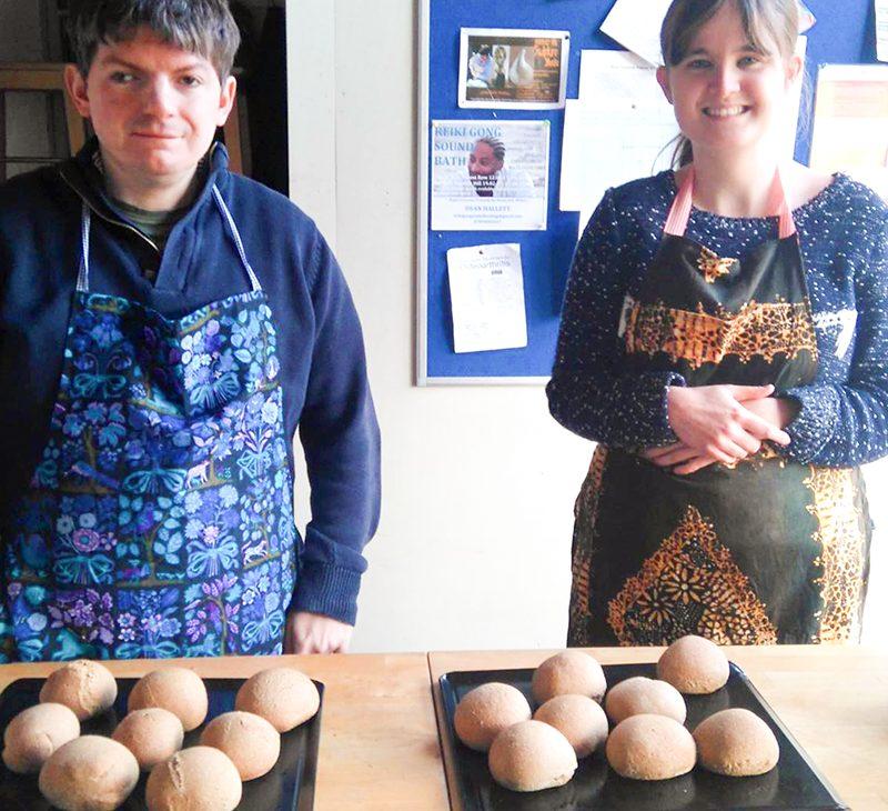 Learm to bake bread